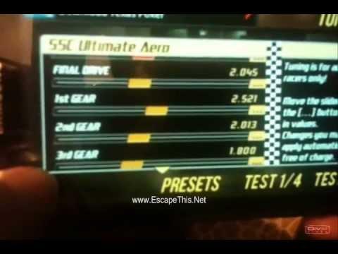 SSC Ultimate Aero Tune – Level 9 – Drag Racing