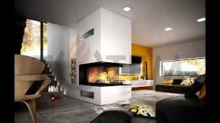 Şömine Modelleri - Fireplaces