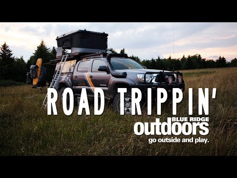 BRO TV: Road Trip with Mountain State Overland