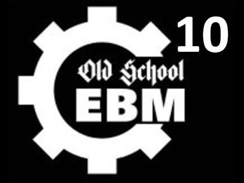 INDUSTRIAL - EBM 10-_-Mixed by Dj ANT