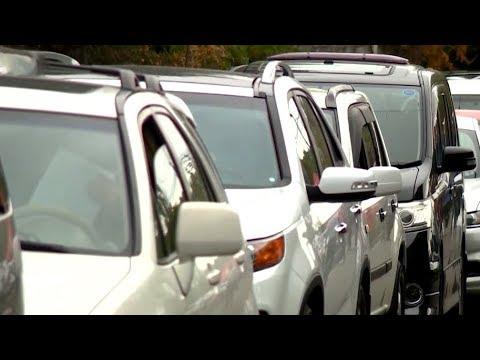 В Армении резко упали продажи легковых авто