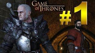 Juego de Tronos (el videojuego)- Capítulo 1/1- En dificultad alta y en español - Parte 1