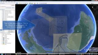 The Devil and Mary on Google Earth. Mapping out the end of Days. Free HD Video