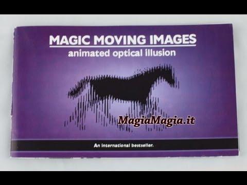3d Interactive Wallpaper Magic Moving Images Full Hd Libro Illusioni Ottiche In