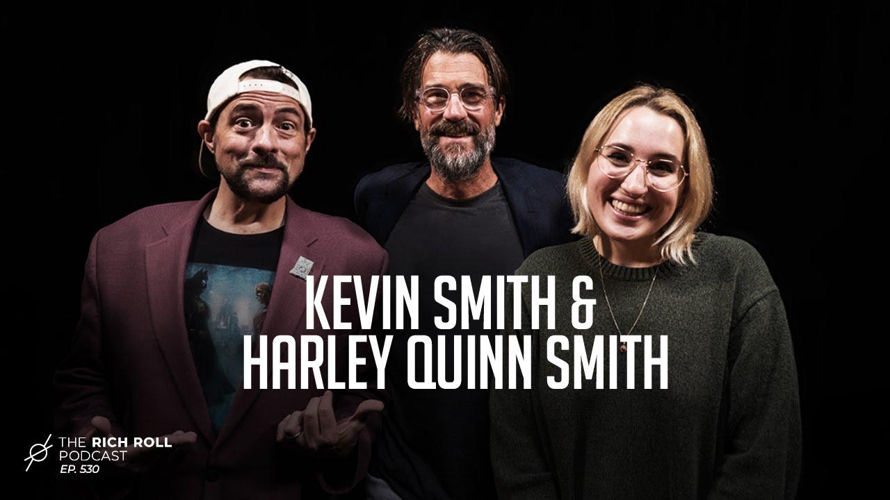 Kevin Smith Harley Quinn Smith Enter The Vegan Abattoir Rich