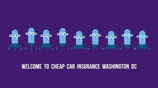 Cheap Car Insurance in Washington DC