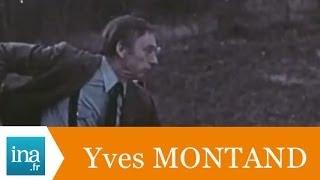 Alain Corneau, Yves Montand