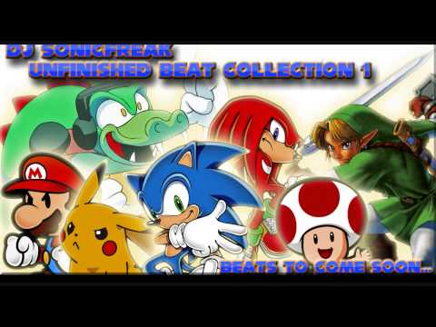 Unfinished Beat Collection 1-DJ SonicFreak