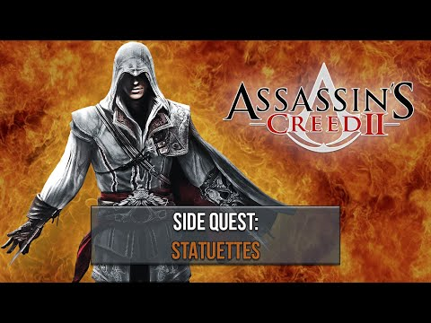 ASSASSIN'S CREED II DELUXE EDITION (PC) | STATUETTES (SIDE QUEST) |