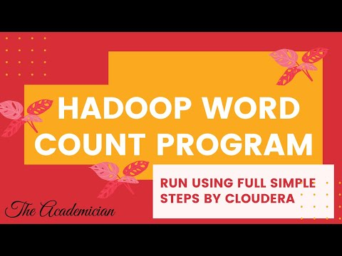 how to run wordcount program in hadoop in ubuntu