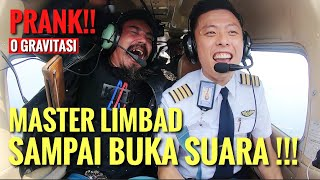 PRANK !! LIMBAD BUKA SUARA AKHIRNYA - ZERO GRAVITY - SATU2nya ( NO CLICK BAIT ) MP3