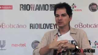 #RioEuTeAmo Apresenta Carlos Saldanha