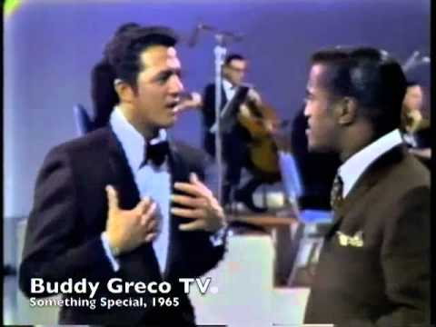 Buddy Greco, The Lady Is A Tramp, Duet With Sammy Davis Jr, 1965