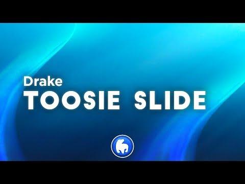 Drake - Toosie Slide (Clean - Lyrics)