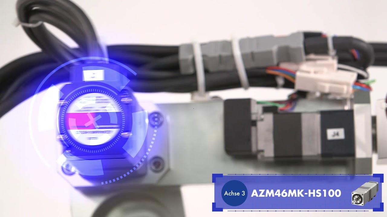 Roboter Serie