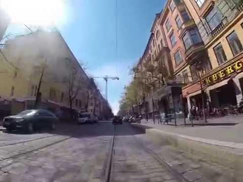 140504 Helsinki, Bulevardi alkupäästä loppupäähän