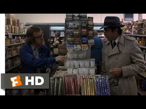 Play It Again, Sam (6/10) Movie CLIP - Bogart at the Supermarket (1972) HD