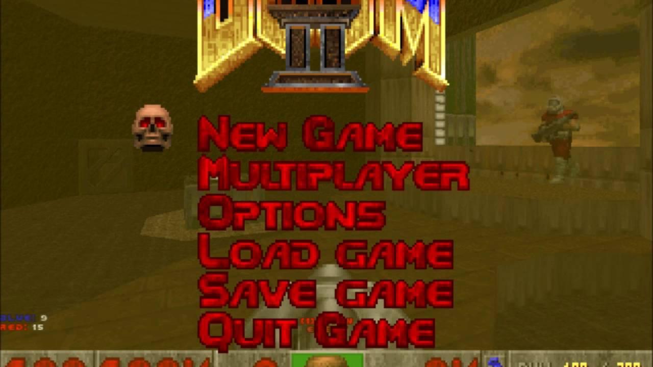 Aquarius199 Doom II Team Deathmatch Zandronum Fun!