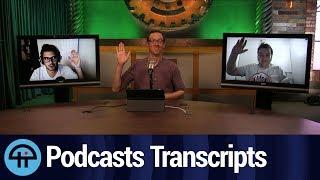Google Podcasts Transcription Search Imminent