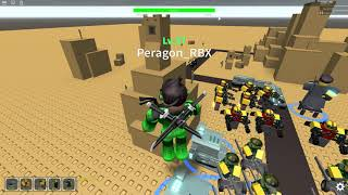 ROBLOX Tower Defense Simulator | Floating Towers Glitch - Paragon