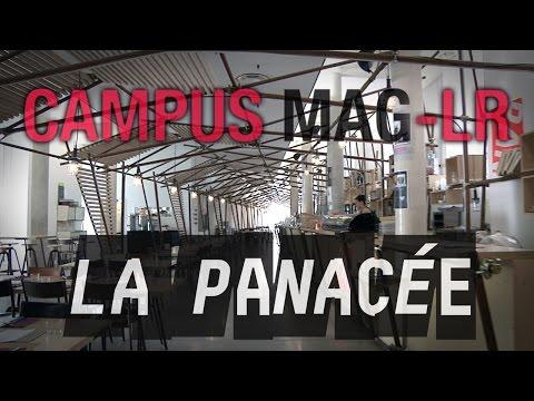 Campus Mag LR à la Panacée de Montpellier- Avril 2015