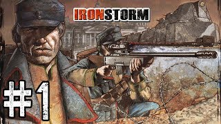 Iron Storm - Walkthrough Partie 1