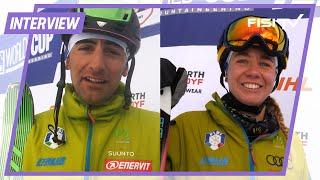 Lenzi e Martini commentano la Sprint di Aussois