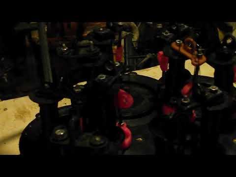 плетельная машина ,процесс