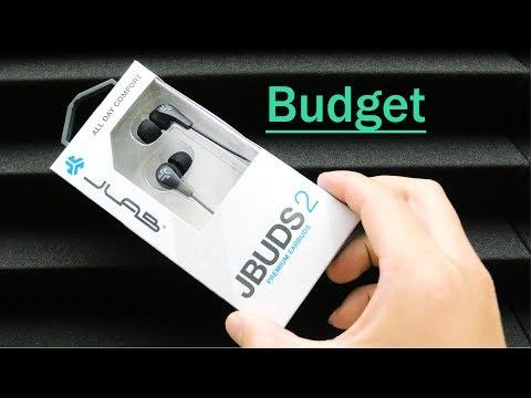 Review: JLab EarBuds- JBUDS2 Premium EarBuds