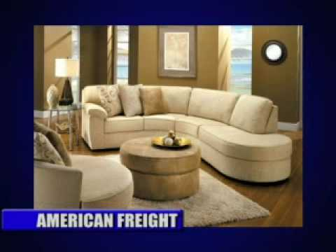 American Freight Furniture Affordable Living Room