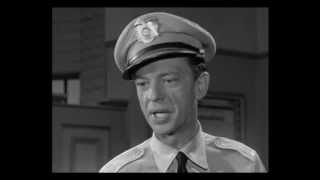 Barney on Dogs and Giraffes from The Andy Griffith Show