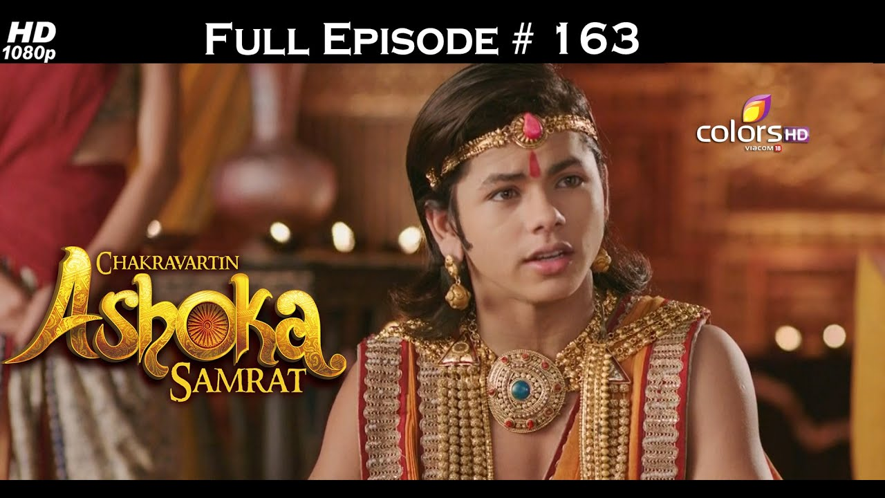 Image result for ashoka samrat episode 163