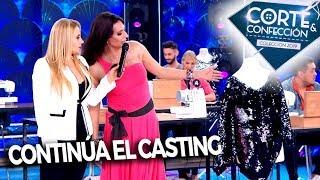 Corte Y Confección - Programa 30/12/19 - Continúa El Casting