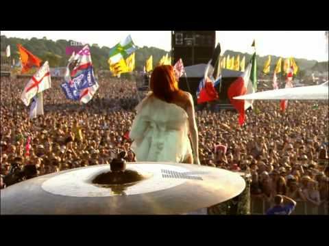 Florence + the Machine - The Chain (Glastonbury Festival 2010)