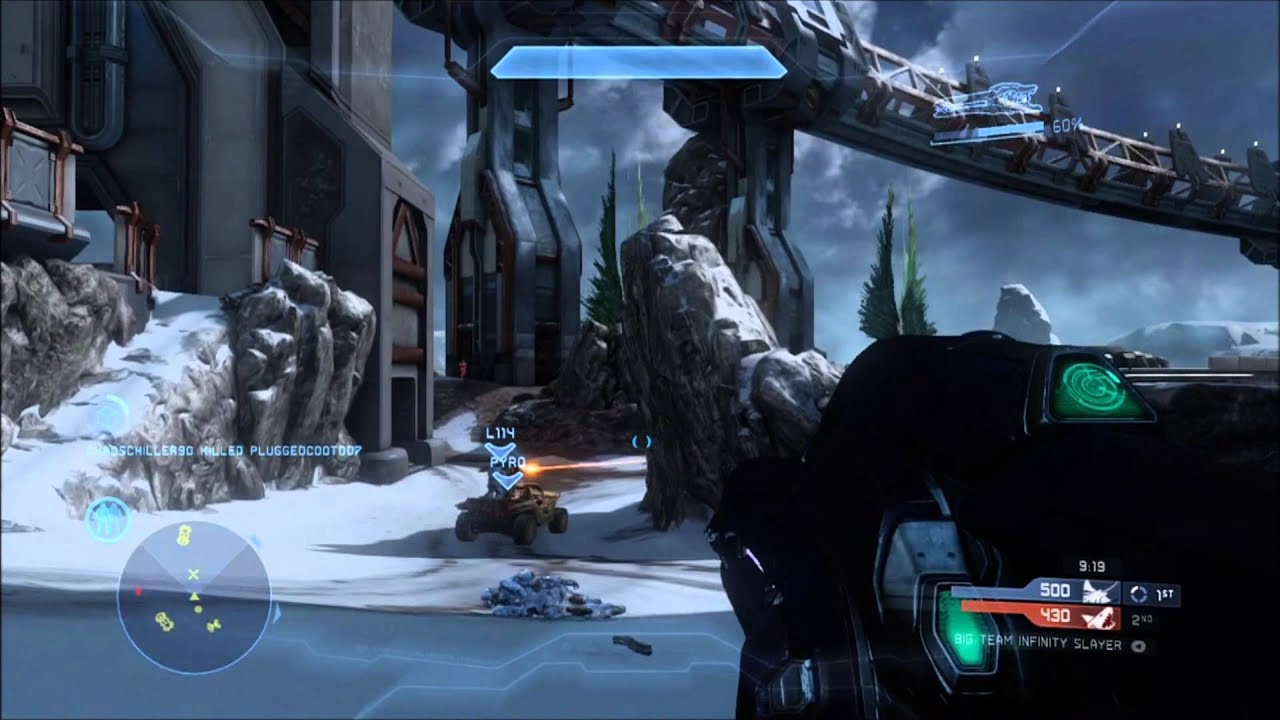 I HAVE RETURNED: HALO 4 ONLINE MULTIPLAYER GAMEPLAY - YouTube