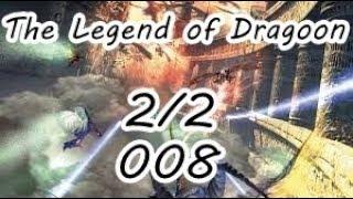 Rückblick Let`s play (Stream) The Legend of Dragoon - Die Suche nach dem Stab Deutsch GER 008 2/2