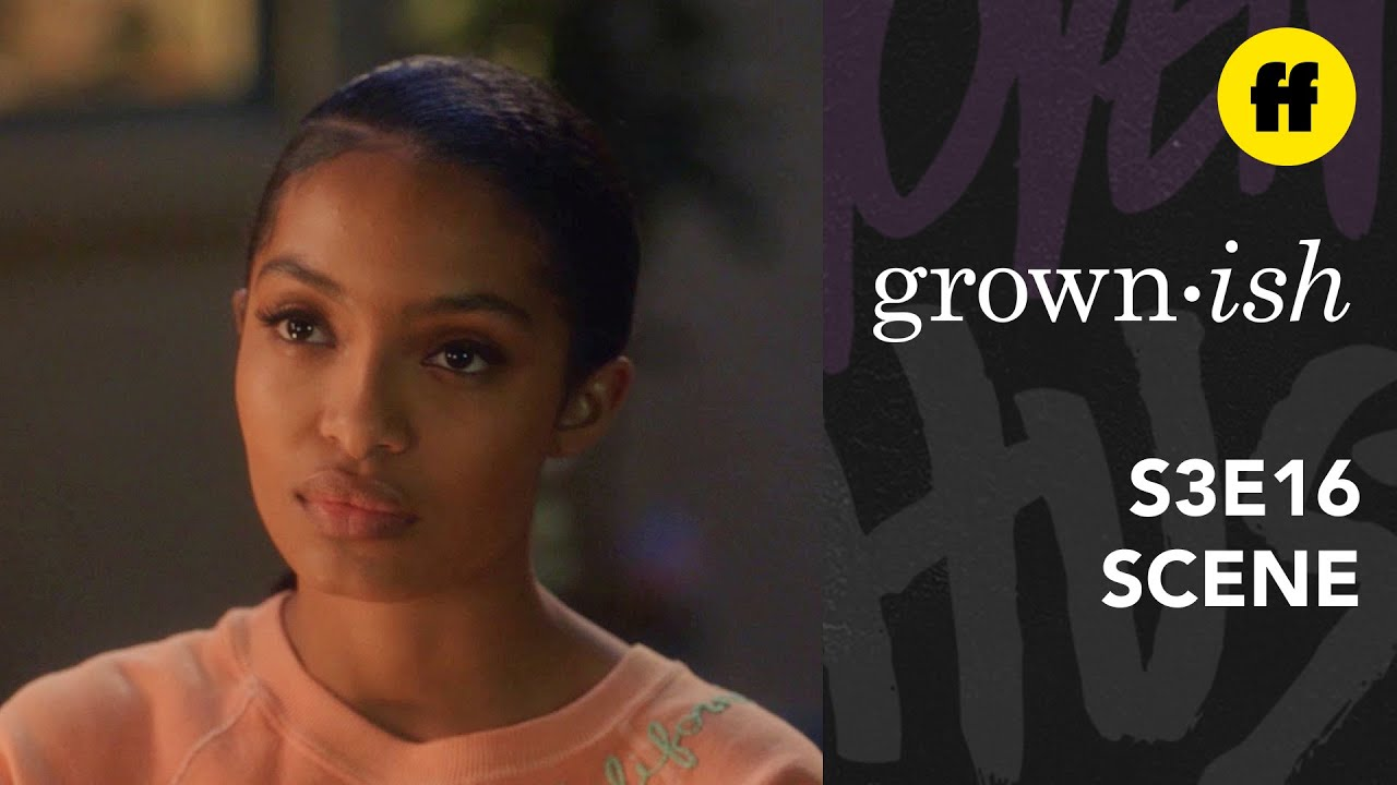 Download grown-ish Season 3, Episode 16 | Zoey & Aaron Open Up About Their Relationship | Freeform