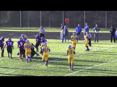 2011 Oscar Smith vs Battlefield State Semifinal Football Highlights