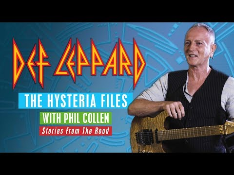 DEF LEPPARD - The Hysteria Files with Phil Collen (5 of 6) Mp3