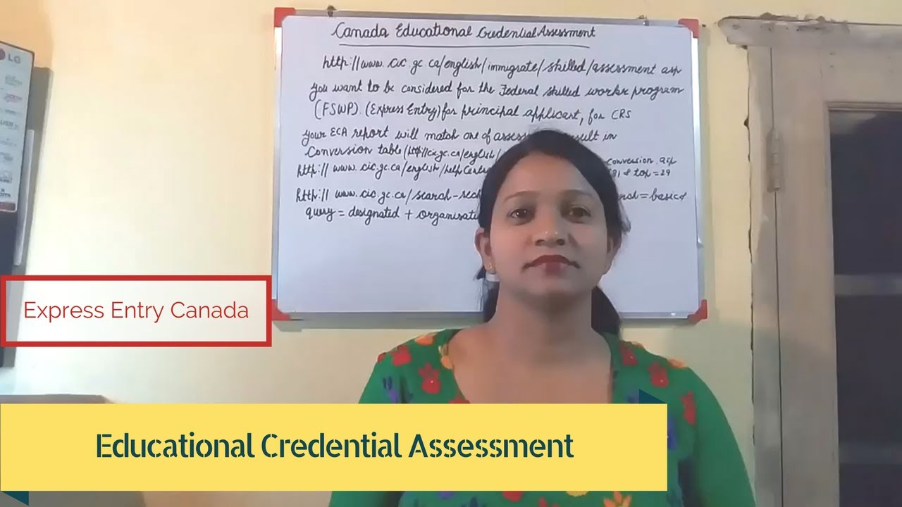 Educational Credential Assessment (ECA) for Express Entry Canada: Useful  Tips
