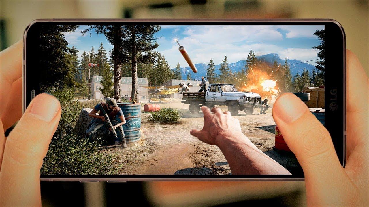 Evertales – лучшая графика в истории Android игр …