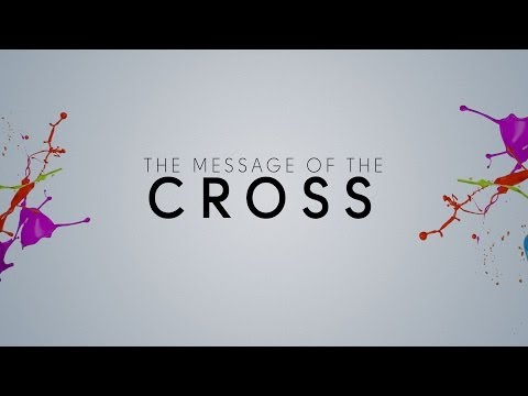 The Message of the Cross – ONTHEREDBOX