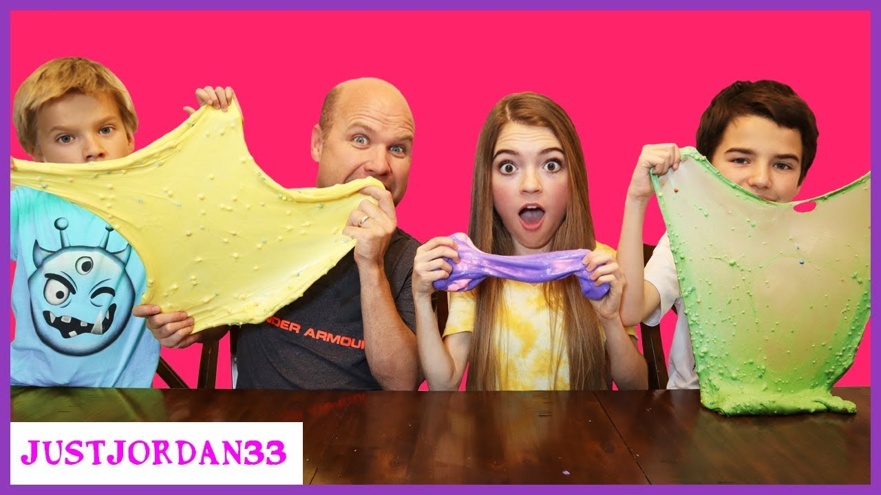 Download Who Made The Mystery Ingredient Slime? / JustJordan33