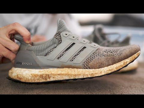 DO SNEAKER CLEANING PRODUCTS REALLY WORK? (BEFORE/AFTER)