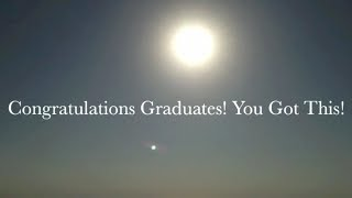 "2016 Graduation  Song ""Your New Beginning"" Julie Durden (Lyric Video)"