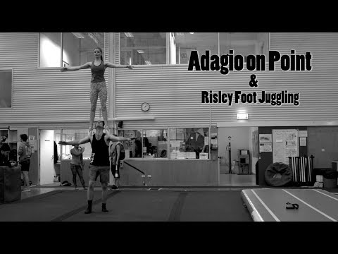 Tales from the Training Room Floor: Ep #5 - Pointe Adagio/ Risley