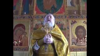 Отец Иоанн Гончаров. Жертвуйте суетой ради вечности