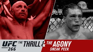 UFC 266: The Thrill and the Agony - Sneak Peek