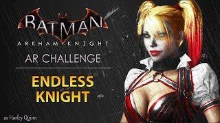 Batman: Arkham Knight – AR Challenges – Predator – Endless Knight (As Harley Quinn)