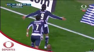 Gol de De Nigris |Rayados vs Dorados |Cl 2016 |Televisa Deportes